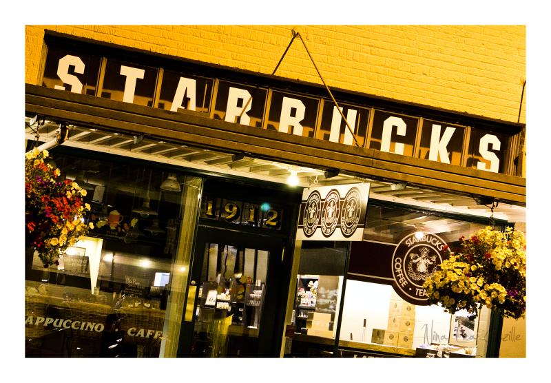 Oh Thank Heaven for Starbucks