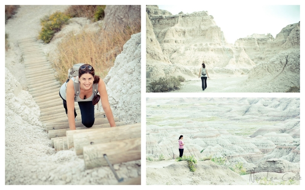 A Truly Fabulous Girl in the Badlands