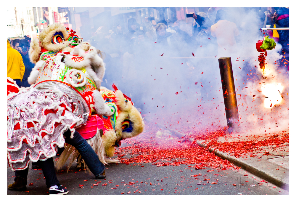 Year of the Dragon - Chinese New Year Parade