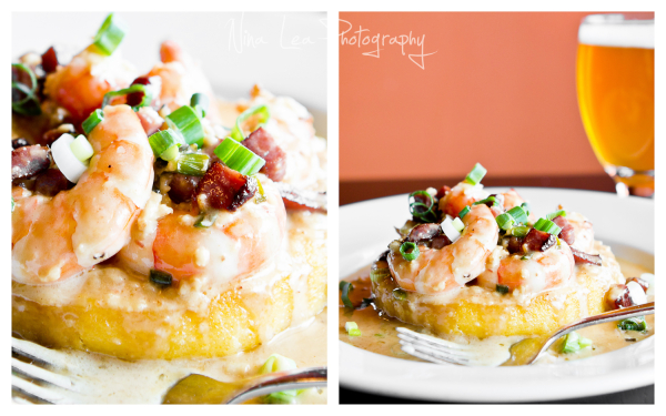 Sinful Shrimp and Grits - Station Taproom