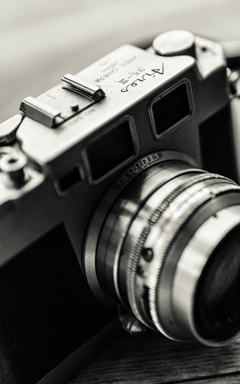 The beginning of my love of photography