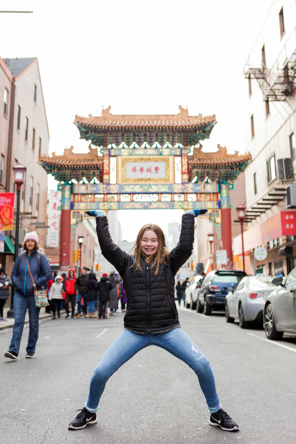 Chinatown, Philadelphia, new year, portrait, fun