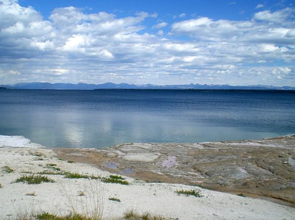 Yellowstone Lake, Montana