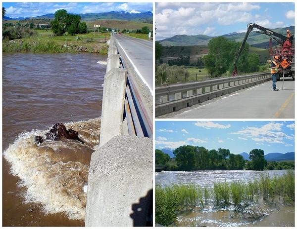Flood Scenes