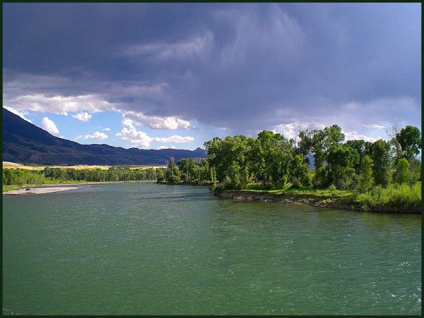 Yellowstone River