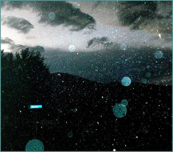 Rain orbs