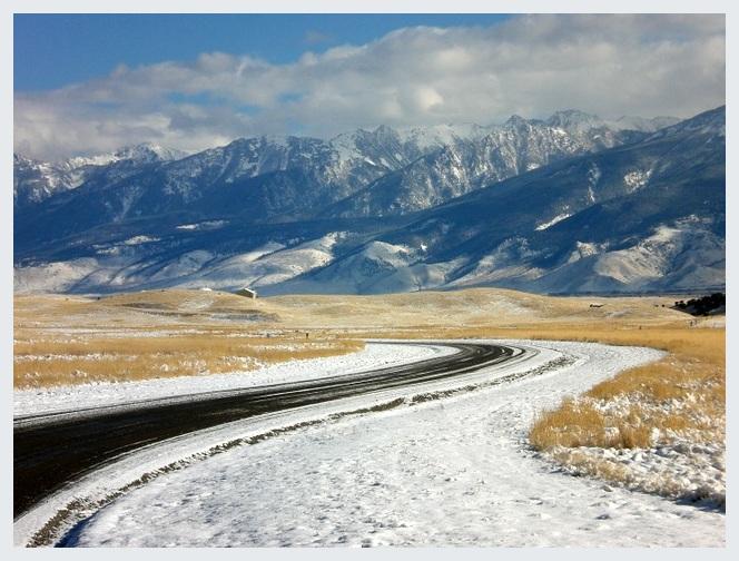 Snow Plateau