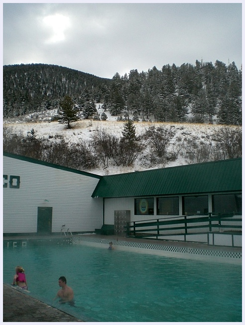 Chico Hot Springs