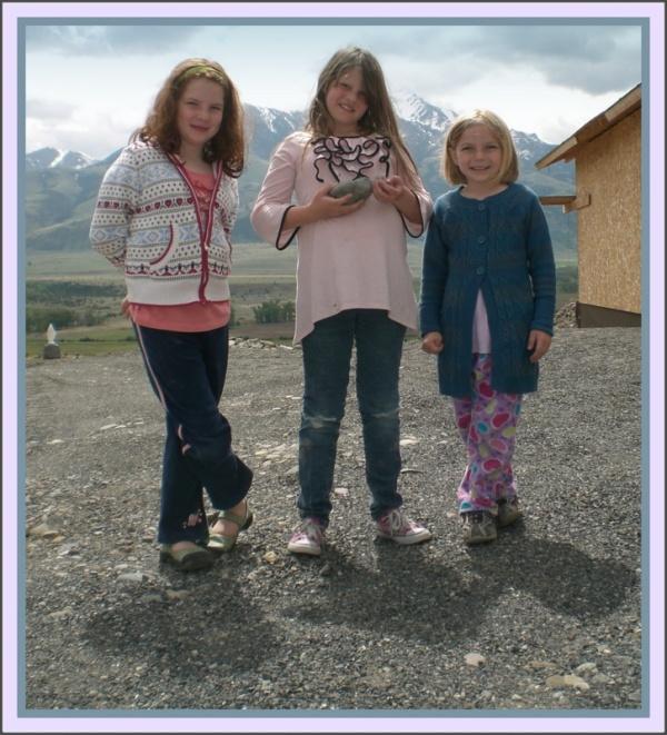 Three Children of the Rockies