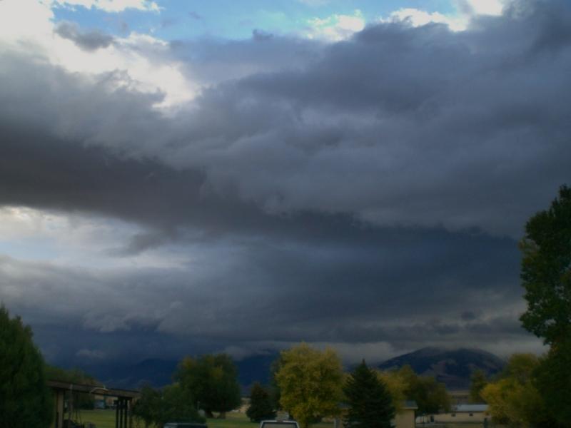 Oct 2012 first storm