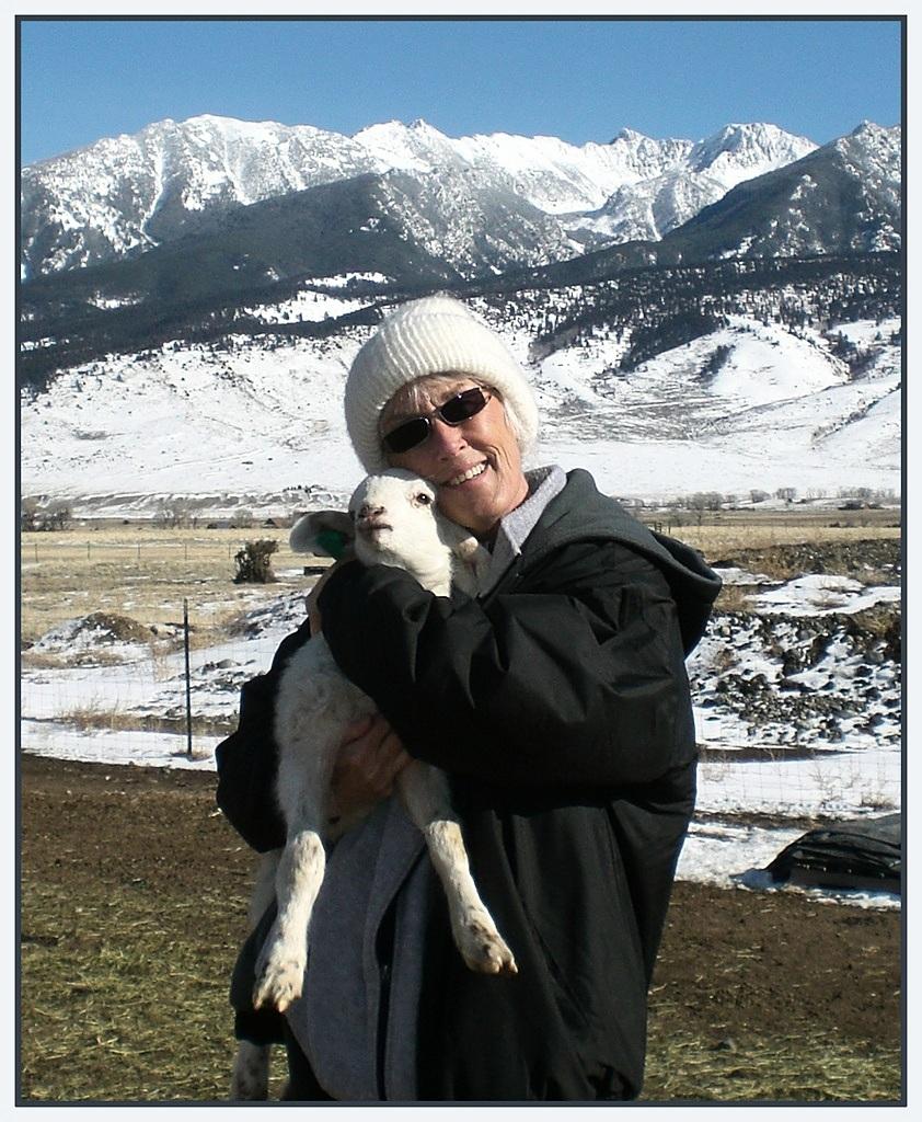 Lamb & me