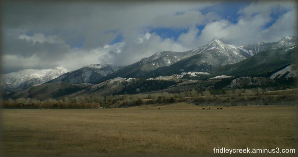 Absorake Mountains
