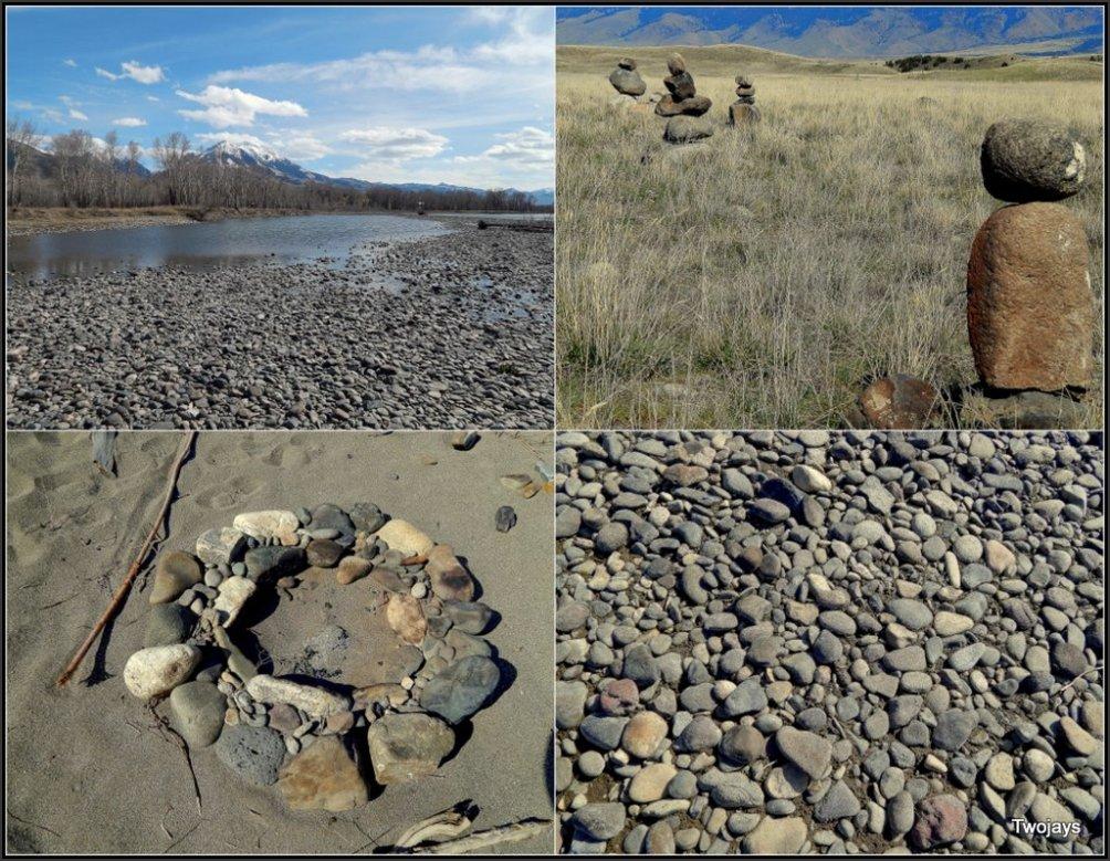 rock, rocks, rocks, Montana