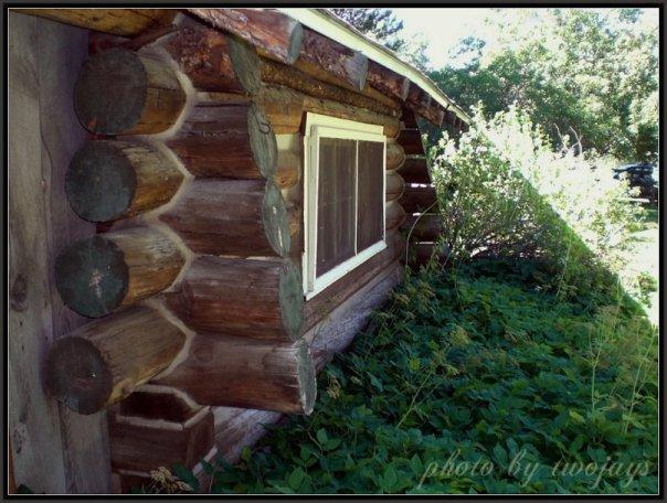 Miner's house.