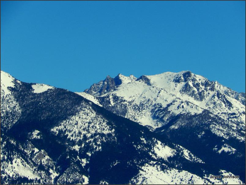 Mount Cranky