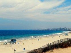 Seascape Southern Calif. Beach