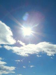 The Sun is Square I Swear!