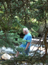 Pine Creek #2     Bigfoot sighting