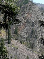 Lofty Rockies
