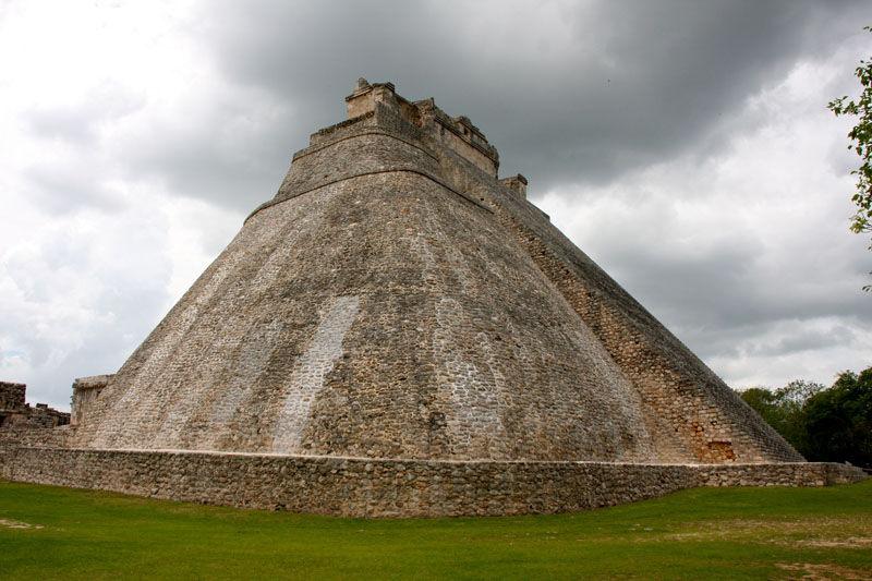 Uxmal,  Maya ruins