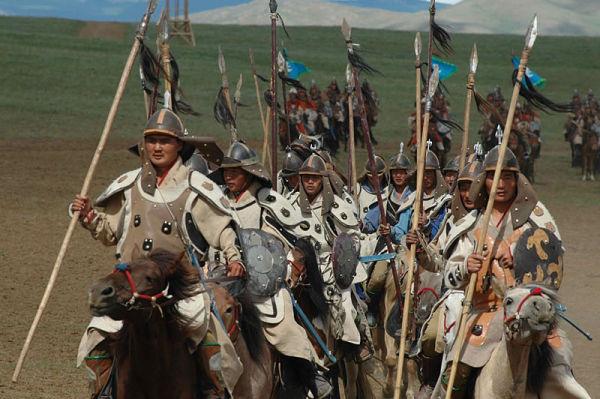 Gengis Khan festival, Mongolia