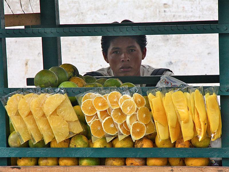 Street merchant