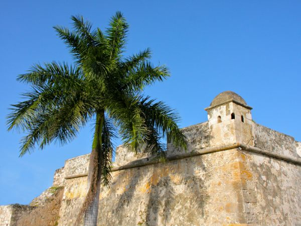 Fortified Campeche