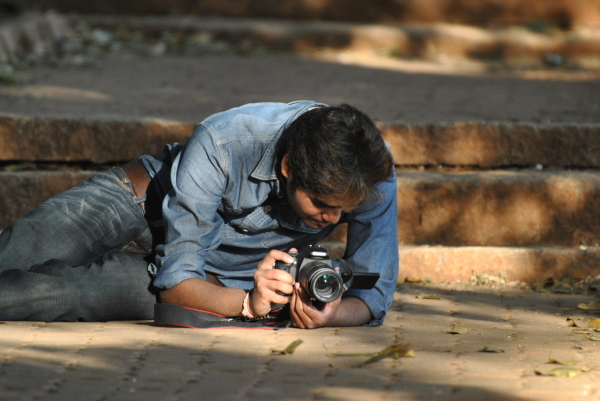 Anything for Photography..!