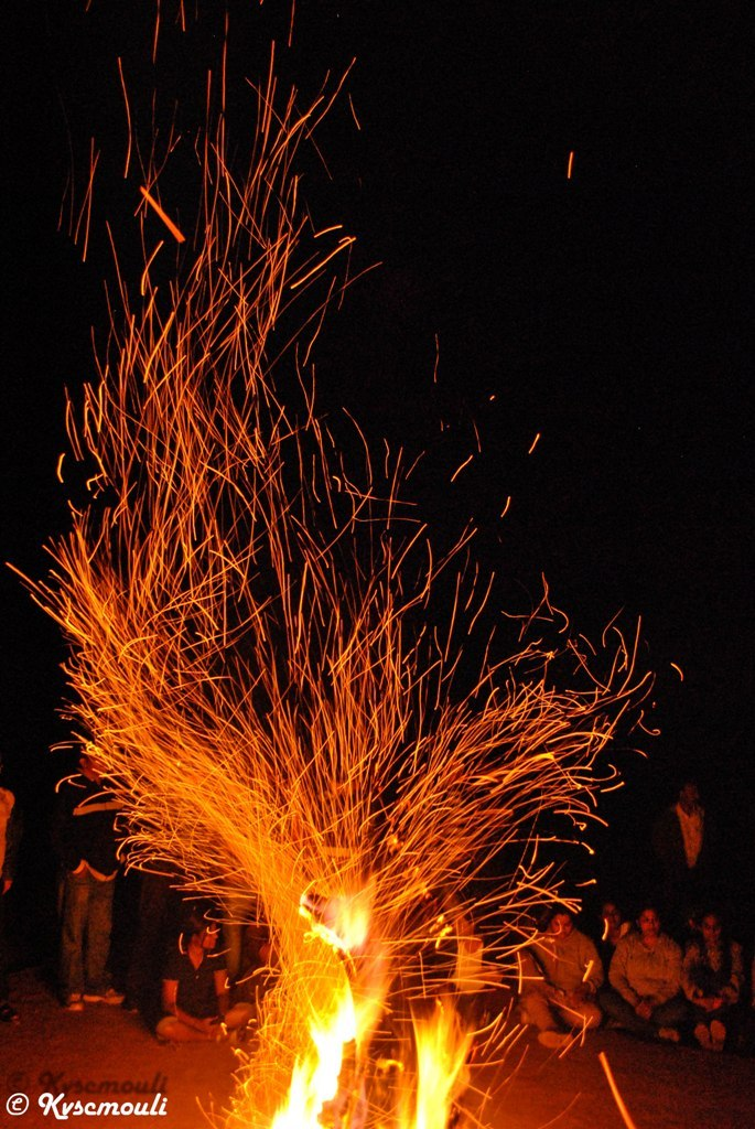 Sparkling Dance...!
