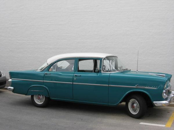 1962 Holden Sedan in Adelaide