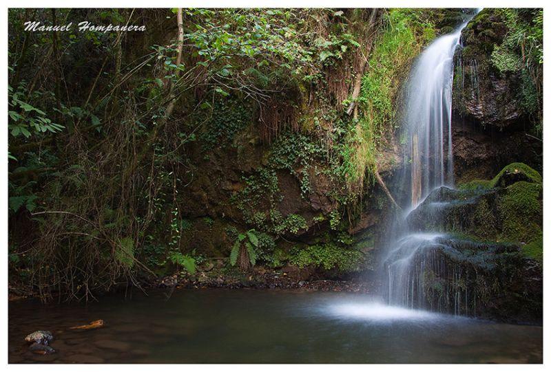 Cascada del Molín de Luerces (1-2)