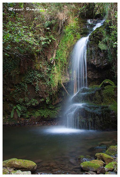 Cascada del Molín de Luerces (2-2)