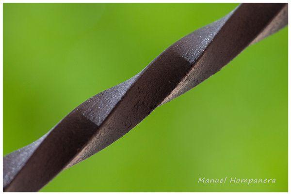 En diagonal
