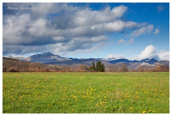 Primavera en el valle