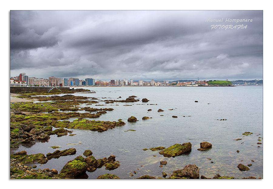 Skyline asturiano