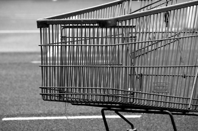 caddie supermarché consommation roanne riorges