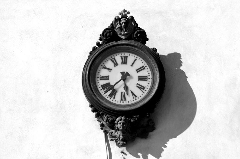 venise italie horloge heure venice