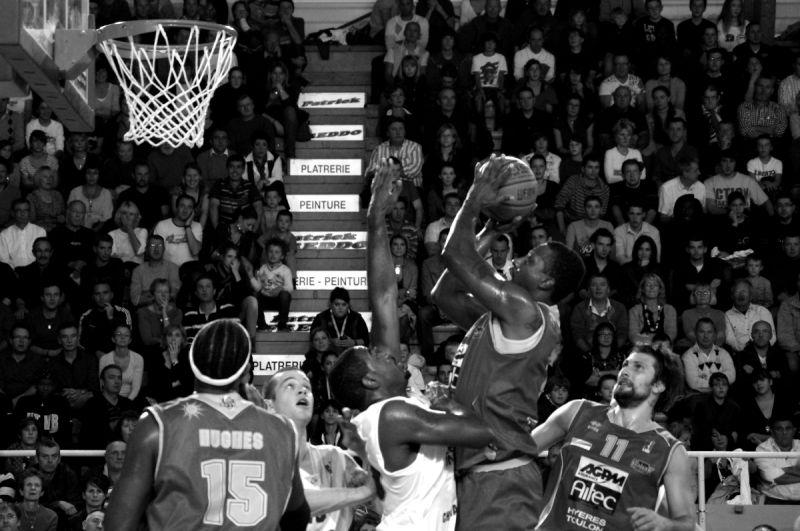 basket roanne sport hyères championnat
