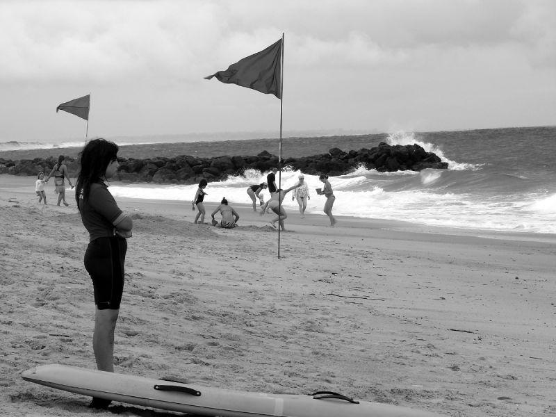 sable plage cap breton landes surf