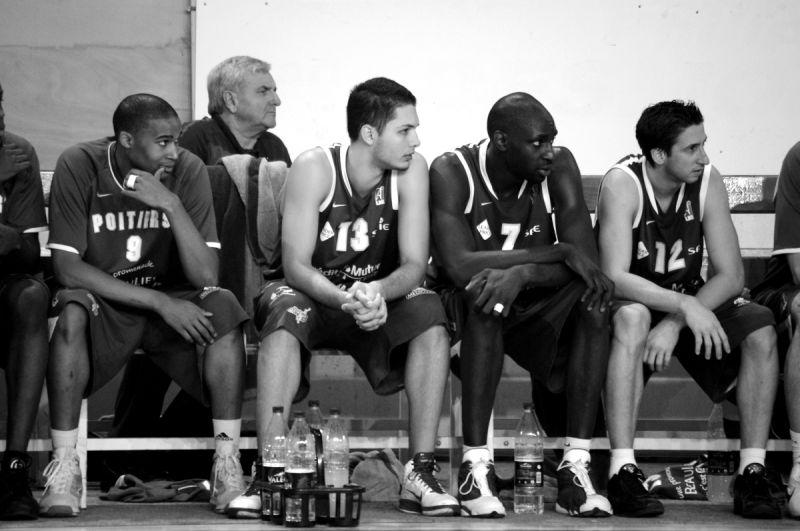 basket roanne sport poitiers championnat france