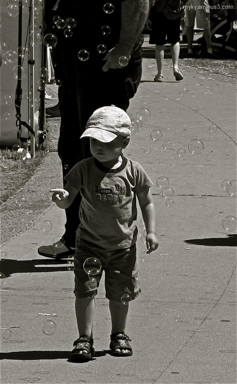 A Child's Wonder...