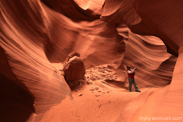 Antelope Canyon - 3
