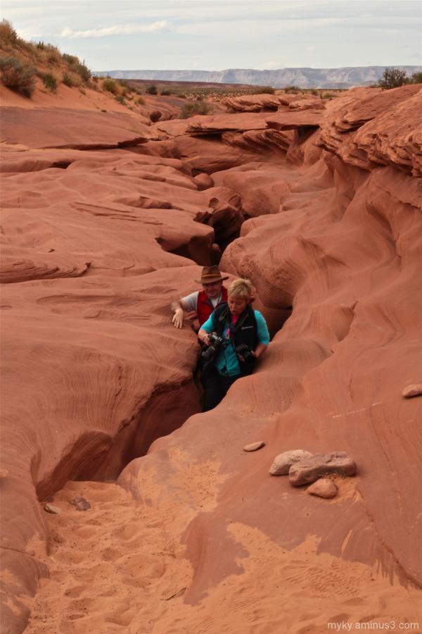 Antelope Canyon - 4