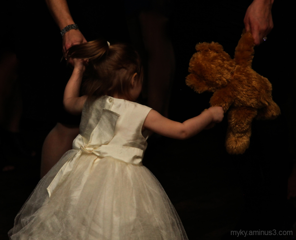 The Teddy Bear Dance...