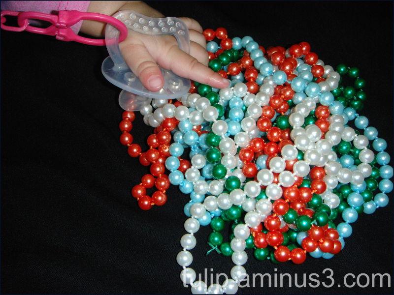 Baby rob a jewelry