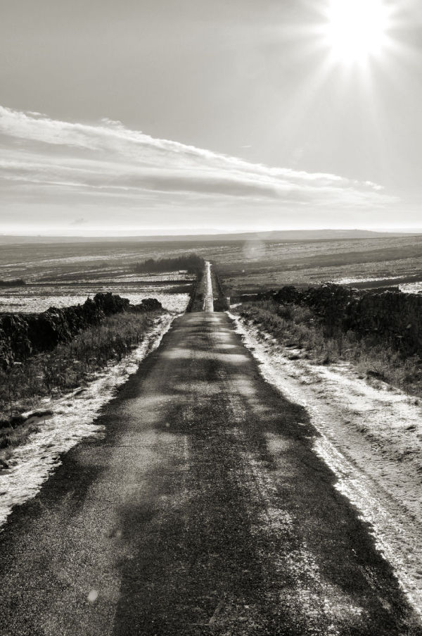 the long and windy road