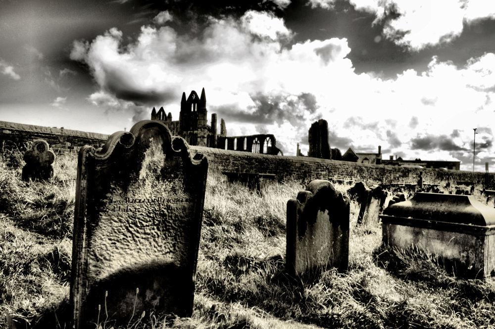 """""""Shhhh you will wake the dead""""................"""