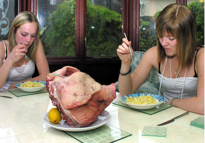 """""""its a Pasta pig""""...."""