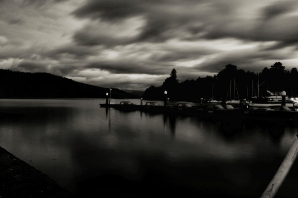 Bowness at sunrise...