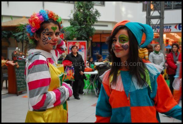 clowns....